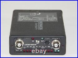 Lectrosonics UCR195D Diversity UHF Wireless Microphone Receiver Audio Mic System