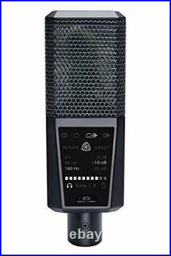 Lewitt DGT 650 Mic and Audio Interface- New! Free US Ship prosounduniverse