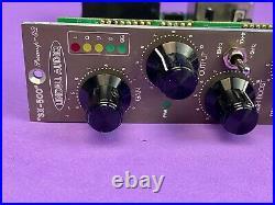 Lindell Audio 6X-500 Microphone Preamp 500 rack mic pre 2015 version