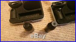 Line Audio OM1 Pair (2 x omnidirectional condenser mics)