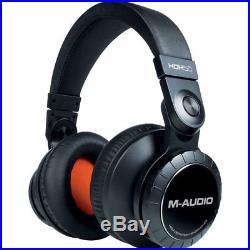 M-Audio HDH50 High-Definition Professional Studio Monitor Headphones