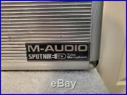 M-Audio Sputnik Large Diaphragm Condenser Mic