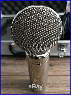 M Audio Sputnik Valve Mic Classic Mic