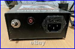 M Audio Sputnik Valve Microphone Mic Studio Vocals XLR Case Shock Mount M-Audio