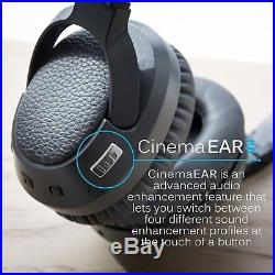 MEE audio Matrix Cinema low latency Bluetooth wireless headphones with CinemaEAR