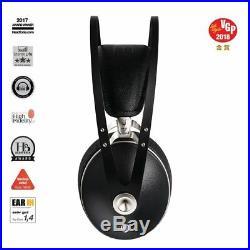 MEZE Audio 99 NEO Closed Headphone M99N-BS Black Self Adjust Kevlar OFC Cable