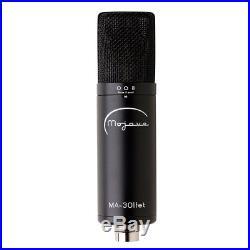 Mojave Audio MA-301 FET Large-Diaphragm Mic with Original Badge Logo