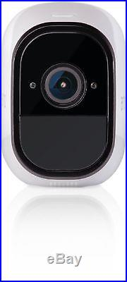 NEW Arlo Pro VMS4330 Security System with Siren 3 Wire-Free HD Cameras with Audio