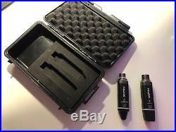 NUX B-3 Mic Wireless System 2.4GHz incl. Transportcase Funk Audio Übertragung