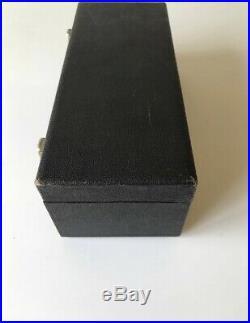 Neumann U47 U48 Short Body Original Mic Box Only Gotham Audio