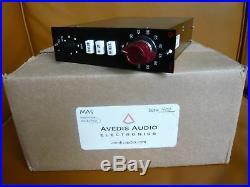 New Avedis Audio MA5 MA-5 Mic Pre Microphone Preamp 500 Series Module Studio