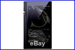 ONKYO DP-X1(B) Digital Audio Player 32GB DAC Headphone Amp EMS JAPANESE ONLY