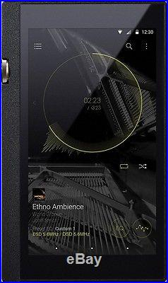 ONKYO DP-X1 Hi-Res Digital Audio Player 32GB Black Japan New