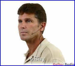 OSP HS09 BLACK Headworn Earset Mic Microphone for Audio-Technica Wireless System