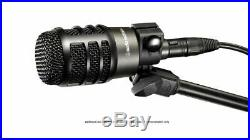 Open Box Audio-Technica ATM250 Dynamic Instrument Microphone ATM-250 Mic