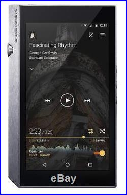 PIONEER XDP-300R SILVER Digital Audio Player High resolution Free shipping NEW