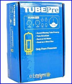 PRESONUS TUBEPRE v2 2ch Preamp +AUDIO TECHNICA AT2041SP Dual Mic Pack +XLRs