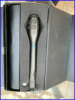 Pair of Audio-Technica ATM11 Mics (Black)