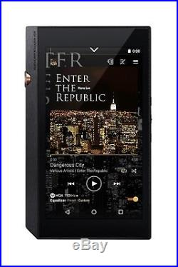 Pioneer Digital Audio Player XDP-300R (B) Black High Resolution Japan NEW