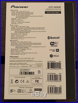 Pioneer XDP-300R Digital Audio Player XDP-300R (B) USA LIKE NEW condition