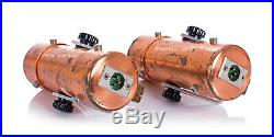Placid Audio Copperphone Stereo Pair Microphone Mic
