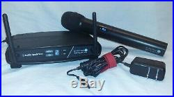 Pre-owned, Audio Technica ATW-1102 Wireless System 10, Handheld Wireless Mic