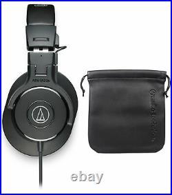 Presonus+Audio Technica Podcast Bundle with Interface+Mic+Headphones+Stand