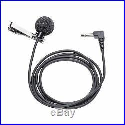 Pro AX100 WLM wireless lavalier mic f Sony FDR AX53 AX33 CX900 CX675 clear sound