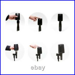 Q-Audio Micker UVS-S01 Mic Steriliser Universal Rechargeable Microphone Cleaner