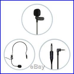 Q Audio QWM1940 V2 Radio Wireless Mic Kit inc. 2x Handheld & Beltpack UHF