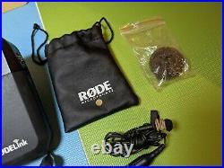 RADIO MIC Rodelink Filmmaker Kit Digital Wireless audio system SERIES II 2.4GHZ