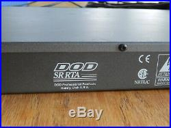 Real Time Audio Analyzer DOD RTA Series II with reference mic