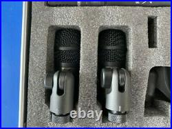 Red5 Audio RVK7Drum Mic Set, Opened never used. Excellent condition
