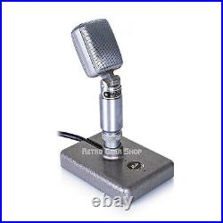 Reslo Sound 30-50 Ribbon Microphone Rare Vintage Mic 30/50 Reslosound