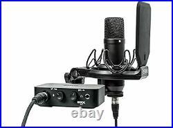 Rode Complete Studio Kit w. NT1 Mic & AI-1 USB Audio Interface-ProSoundUniverse