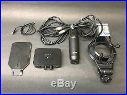 Rode Mics NT1&AI-1 Complete Studio Kit with Audio Interface Good Condition