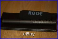 Rode Ntg-2 Shotgun Xlr Condenser Microphone Ntg2 Pro Audio MIC & Xlr Cable