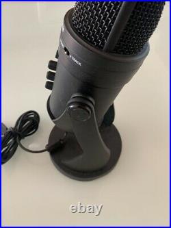 SAMSON G-Track Pro Studio USB Condenser Microphone Mic + CAD Audio VocalShield1