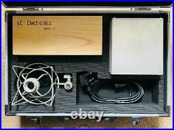 SE Electronics Gemini ii, classic, valve mic, beautiful sound, bargain