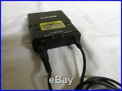 SONY UTX-B03 Audio Transformer with Lavalier mic
