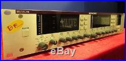STUDER D19 MicVALVE Microphone Preamplifier used amplifier audio MIC VALVE