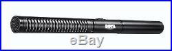 Saramonic Ax101 Two-channel Xlr Audio Adaptor With Boya Pvm1000 Shotgun MIC