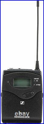 Sennheiser Pro Audio 509501 Bodypack Transmitter with 1/8 Audio Input Socket