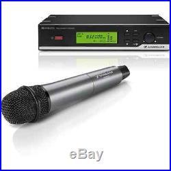 Sennheiser XSW35 E Handheld Wireless Microphone CH70 Sound DJ Disco Radio Mic