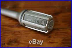 Shure SM59 Microphone Dynamic Cardioid Vocal Band Gig Stage Pro Audio Mic 1980s