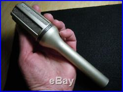Shure SM59 Microphone Vintage Pro Audio Late 70s Early 80s Mic Tested Working