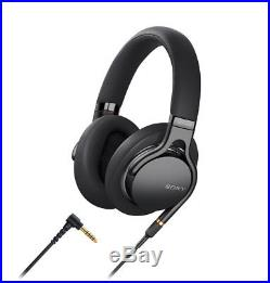 Sony MDR-1AM2/B Wired High Resolution Audio Overhead Headphones MDR-1AM2