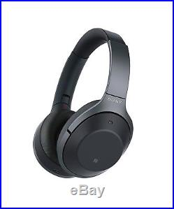 Sony WH-1000XM2 High-Resolution Audio Noise Cancelling Headphones Black