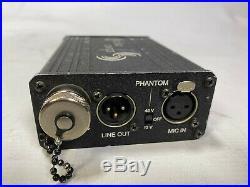 Sound devices Mic Pre amp MP-1