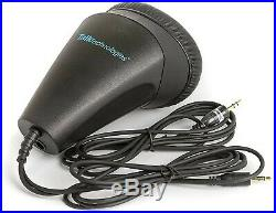 Steno SR Pro-2 Pocket Size Sound Booth Hand Held Privacy Mic Mouth Microphone